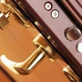 Фурнитура для металлических дверей