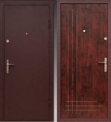 Входные металлические двери №4