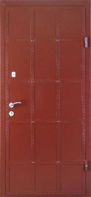 Входные металлические двери №6