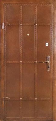 Входные металлические двери №7