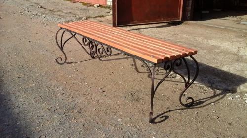 Столы, скамейки №2