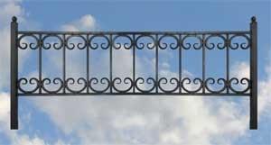 Ограды №6