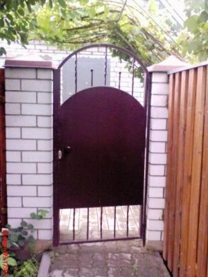 Ворота и калитки №2