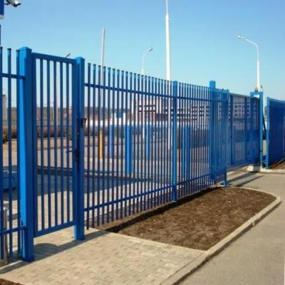 Ворота и калитки №3