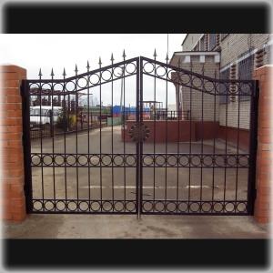 Ворота и калитки №5