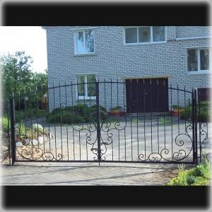 Ворота и калитки №6