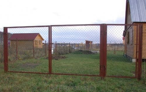 Ворота и калитки №11