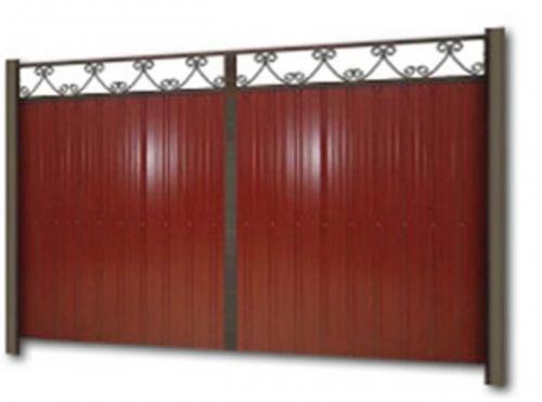 Ворота и калитки №18