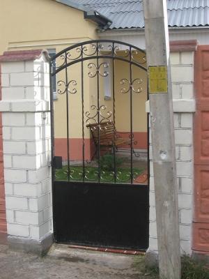 Ворота и калитки №20