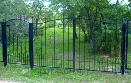 Ворота и калитки №22