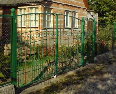 Ворота и калитки №23