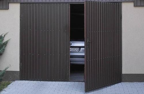 Ворота и калитки №24