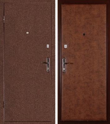 Входные металлические двери №18