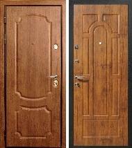 Входные металлические двери №19