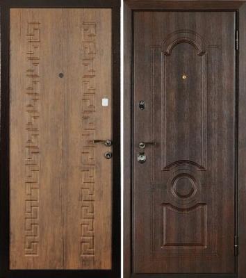 Входные металлические двери №20