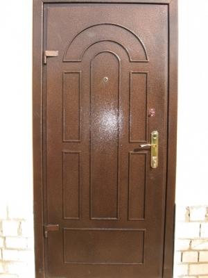 Входные металлические двери №21