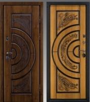 Входные металлические двери №22