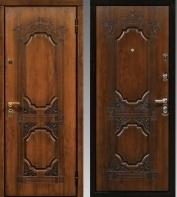 Входные металлические двери №24