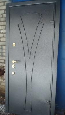 Входные металлические двери №30