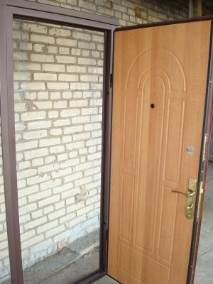 Входные металлические двери №31