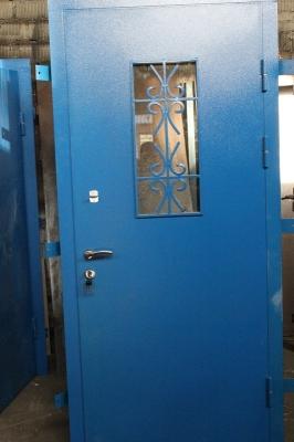 Входные металлические двери №32