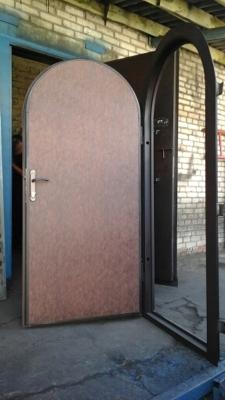 Входные металлические двери №33