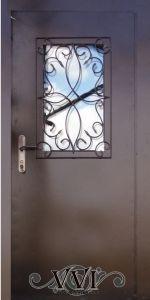 Входные металлические двери №34