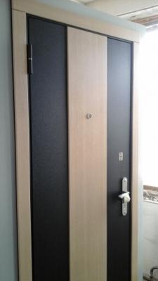 Входные металлические двери №35