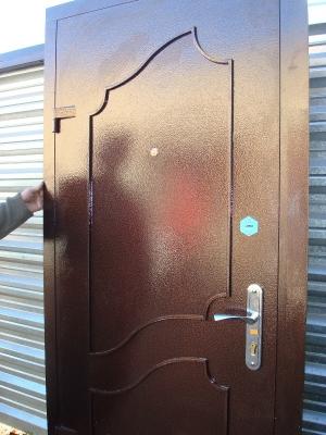 Входные металлические двери №36