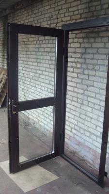 Входные металлические двери №37