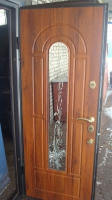 Входные металлические двери №39