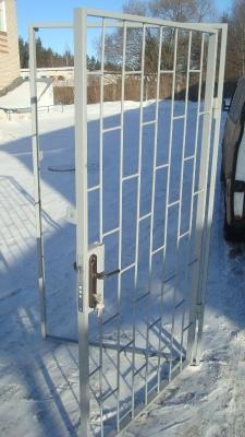 Входные металлические двери №40