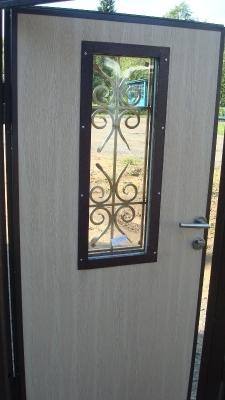 Входные металлические двери №42