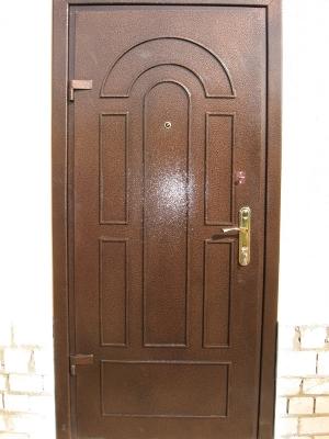 Входные металлические двери №43